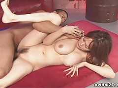 Cute Rina hammered by a wild dick! tubes