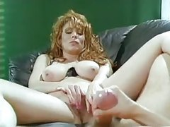 Big natural tits sex with retro beauty tubes