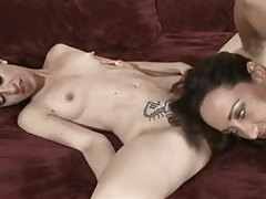 An insanely erotic lesbian sex scene tubes