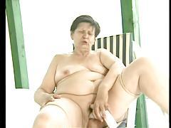 Fat mature masturbating brunette tubes