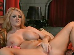 Sophie Dee sexy striptease and naughty talk tubes