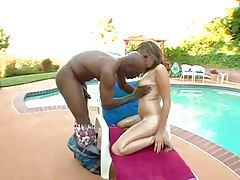 Monster dick fucks a big ass girl outdoors tubes