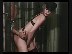 Leggy blonde dominatrix fucks horny inmate tubes