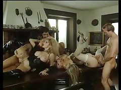 80s porn orgy with huge titty babes tubes
