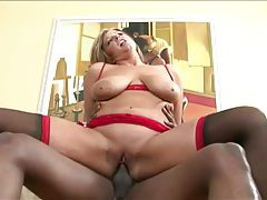 Mature having interracial sex with her boyfriend tubes