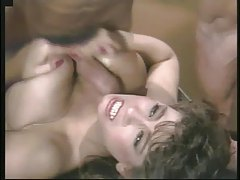 Retro group sex stars Peter North tubes