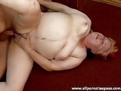 Fat old babe with hairy cunt fucked hardcore tubes