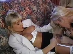 Retro lesbian sex with babes in skirts tubes