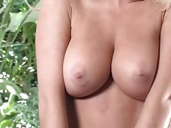 Tasha Reign teases in a cute bikini tubes