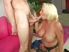 He strips so milf can suck his cock tubes