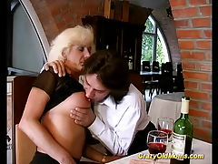 Crazy old mom hard fuck sex tubes