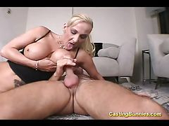 Casting busty bunny fucking tubes