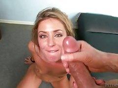 Vocal slut fucked by a big cock in POV tubes