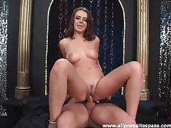 Penny Flame suck and fuck in heels tubes