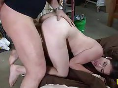 Curvy chick likes aggressive sex tubes
