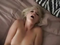 Saucy amateur gets ass fucked whilst using her toys tubes