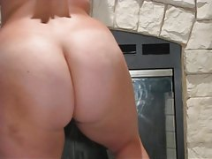 Big belly and butt on solo BBW model tubes