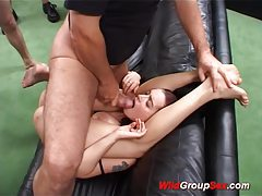 Wild group sex hard banging tubes
