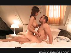 DaneJones Falling in love beautiful natural tits tubes
