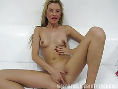 Super hot babe Anastasia masturbates to orgasm tubes