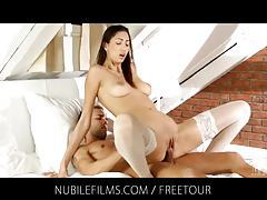 Nubile Films - The Loft tubes