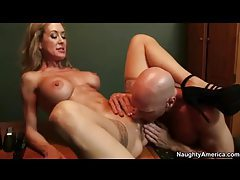 Milf Brandi Love stockings sex tubes