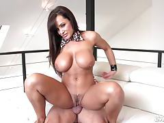 LiveGonzo Lisa Ann Hot Busty Mom Fucking tubes