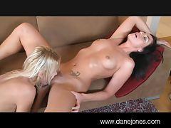 DaneJones Taste the juicy peach of young blonde tubes