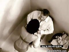 Dick sucked in the hidden camera video tubes