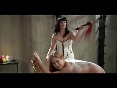 Lesbian Whip Paddle Spank And Masturbate tubes