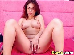 Cute Russian Dancing Stripping and Masturbating HD tubes