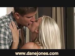 DaneJones Dip into her hot honey pot tubes