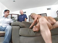 Hot body on his cheating wife that loves anal tubes