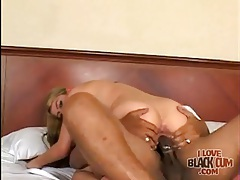She blows black dick so it can fuck her tubes