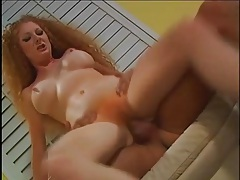 Long red pubic hair on milf babe he fucks tubes