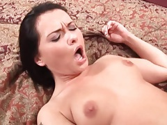 Katja Kassin anal sex with an ass to mouth BJ tubes