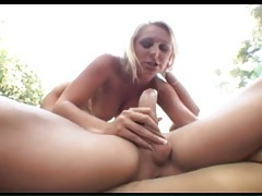 69 outdoors ends with her riding a dick tubes