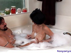 Foxy Anya Gets Face Fucked And Facialed tubes