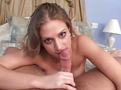 Big fake tits on girl riding a hard cock tubes