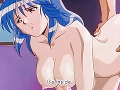 Big boobs hentai girl laid from behind tubes