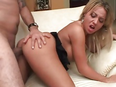 Blonde cunt needs hard fucking from behind tubes