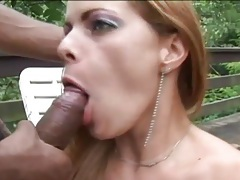 Outdoor anal sex with a hairy slut tubes