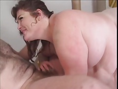 69 with a huge chick over his face tubes