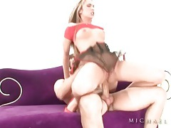 Sheer black lingerie skirt on anal fuck girl tubes