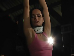 The slave girl with a bad behaviour tubes