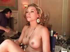 Makeup and interview with gorgeous heather vandeven tubes