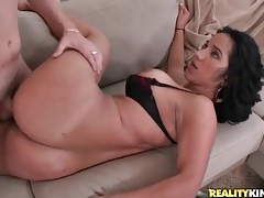 Check out her fantastic ass during fuck video tubes