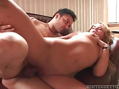 Blonde with bald vagina fucked lustily tubes
