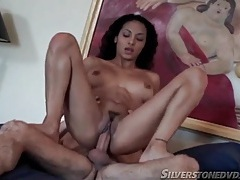 Young slut with curly hair does a good fuck tubes