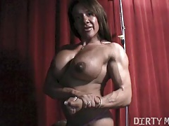 Free Female Muscle Movies